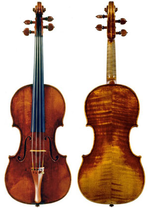 """Ferni"" Guarneri del Gesu 1732"