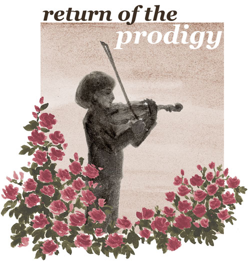 Return of the Prodigy by Katja Battarbee