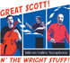 Silicon Valley Symphony Great Scott! N' The Wright Stuff! Concert