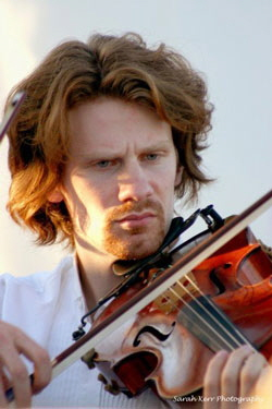 Evan Buttemer, Viola Soloist with Silicon Valley Symphony