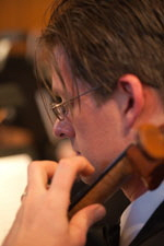 Scott Krijnen, Principal Cello of SVS